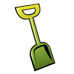 scoop it shovel image